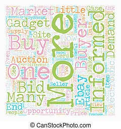 How to buy brand name gadgets for bargains on the dollar text background wordcloud concept