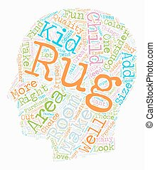 How To Buy Kid s Rugs text background wordcloud concept