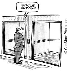 How to choose how to choose elevator