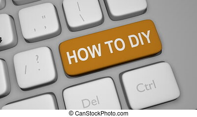 How to do it yourself online
