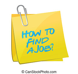 how to find a job post illustration design