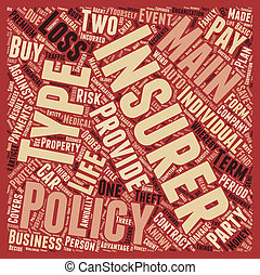 How to find Cheap Insurance Plans text background wordcloud concept
