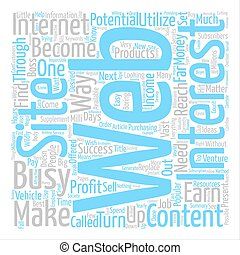How To Get The Most Out Of Your Web Site Content text ...