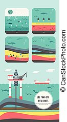 how to petroleum fossil fuel was form oil and gas ...