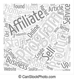 How To Start Your Own Home Business text background word cloud concept