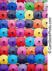 How to umbrella Arts and crafts