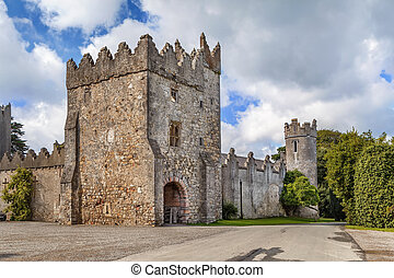 Howth Castle, Ireland