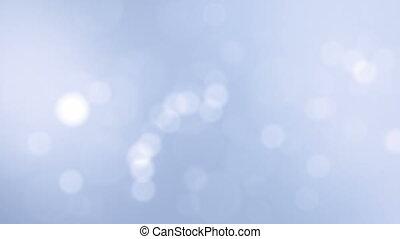 hristmass snowfall with sparkles