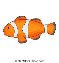 hrubián rybolov, ikona, karikatura, móda
