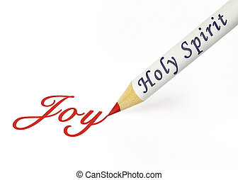 HS joy - Fruit of the Spirit is joy