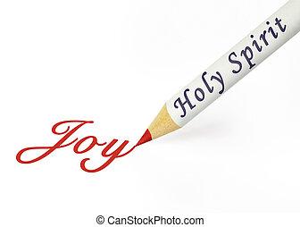 HS joy - Fruit of the Spirit is joy