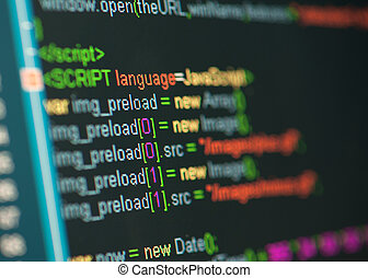 html, code