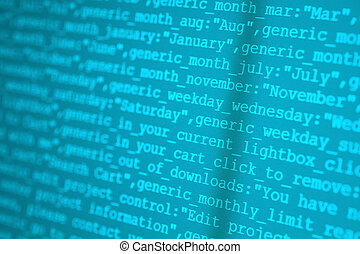 html, codes