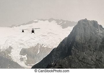 Hubbard Glacier - Alaska