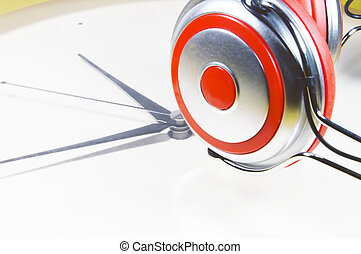 hudba, čas