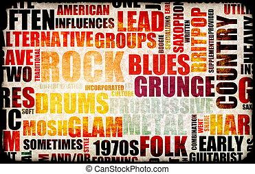 hudba, festival