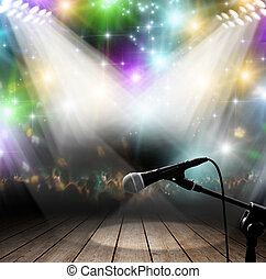 hudba koncert