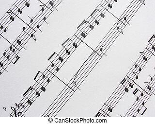 hudba, sheet3