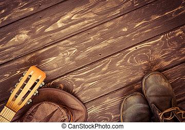 Hudba, za, Grafické Pozadí