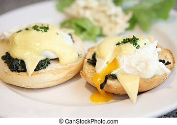 huevo, benedict