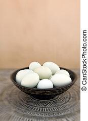 huevos, orgánico