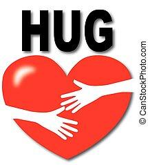 Hug - hug love greeting