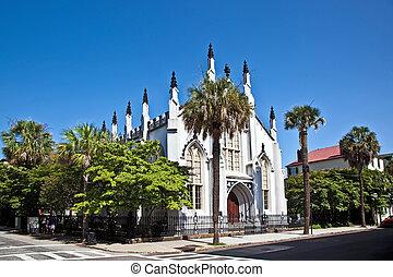 Huguenot Church in Charleston