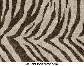 huiden, texturen, dieren