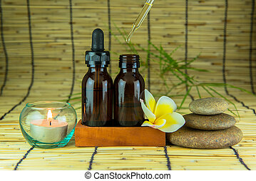 huile aromatique, essentiel