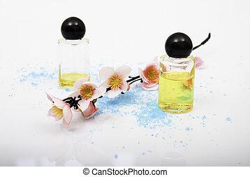 huile, fleurir 7