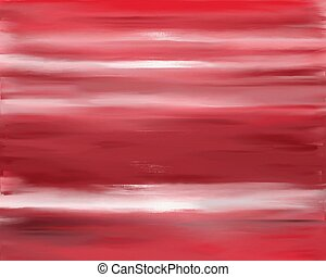 huile, rouges, texture