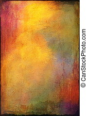 huile, texture