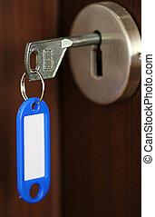 huis sleutel, fob