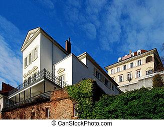huisen, heidelberg