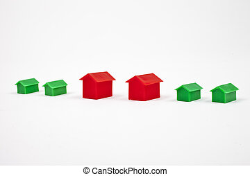 huisen, huisvesting, eigendom, /