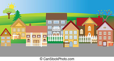 huisen, verkoop, foreclosure