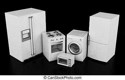 huishouden appliances