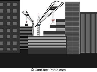 huisvesting, bouwsector