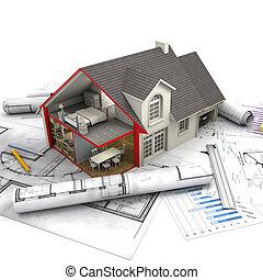 huisvesting, concepten