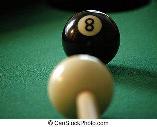 huit boule