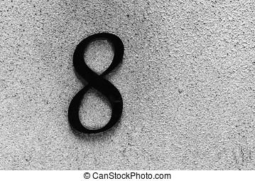 huit, nombre