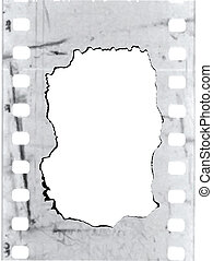 hul, vektor, film