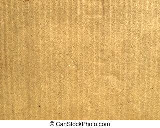 hullámosít kartonpapír