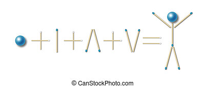 human body equation - simple equation of a healthy human ...