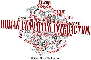 human-computer, interacción