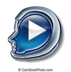 Human Entertainment - Human entertainment and self starter...