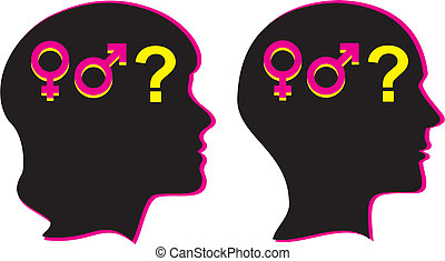 human gender - sexuality - difficulty with the...
