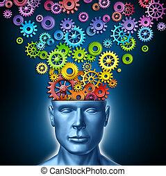 Human Imagination - Human imagination and creative man as...