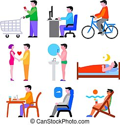human life icons