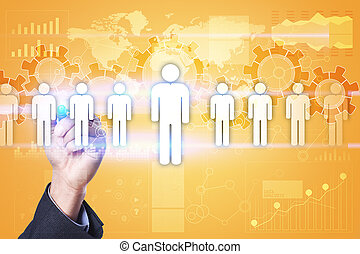 Human resource management, HR, recruitment, leadership and...
